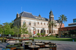 Adelaide's South Australian Museum.