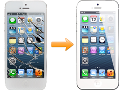 how to fix an iphone screen how do you repair an iphone 5 screen 18815