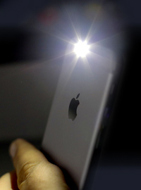 iPhone 7 light